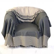 Jeté de fauteuil T2