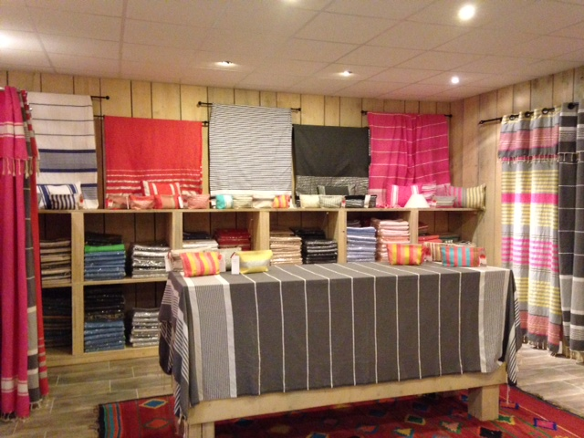 showroom Fouta Futee